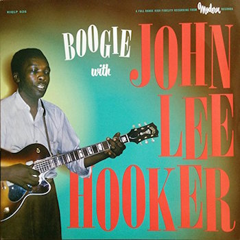 Hooker ,John Lee - Boogie With ( ltd Lp )